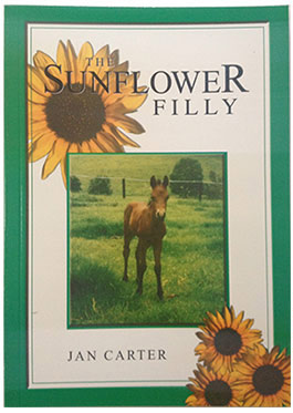 The Sunflower Filly book