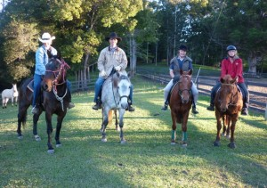 Happy Trails - Carlos rides Guy Fawkes Stromlo