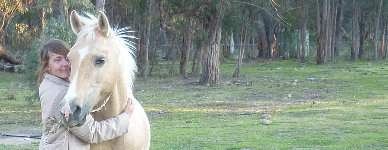 horse-n-woman